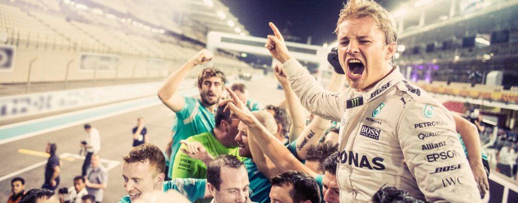 Nico Rosberg : du sommet à une retraite méritée