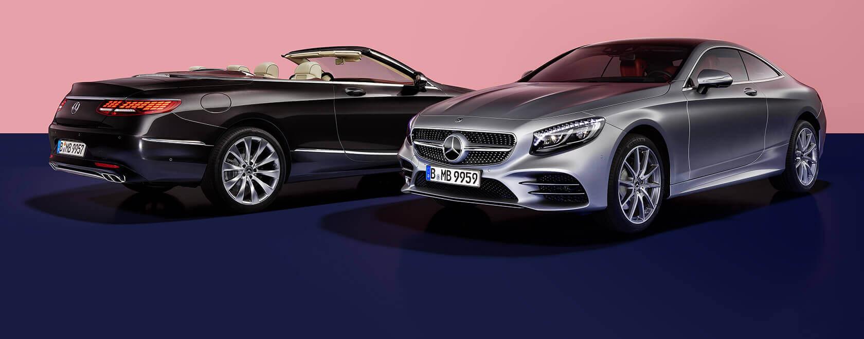 Mercedes Pour Les Deux Niveaux Confort Et Sport