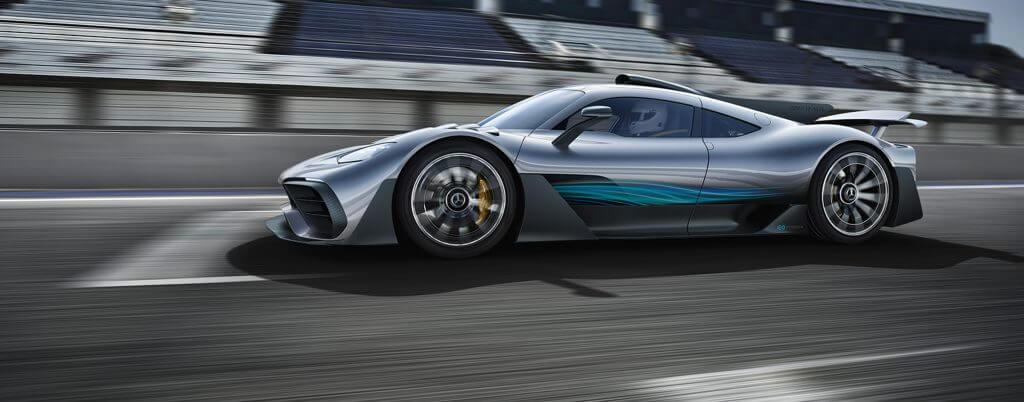 La technologie F1 sur la route