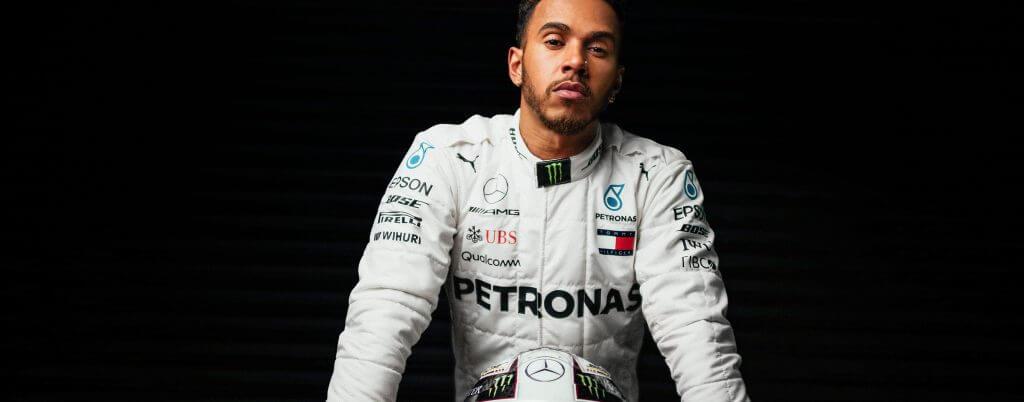 Lewis Hamilton, quadruple champion du monde