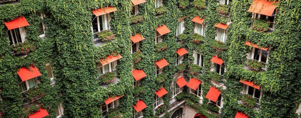 Hotel Plaza Athénée, Paris
