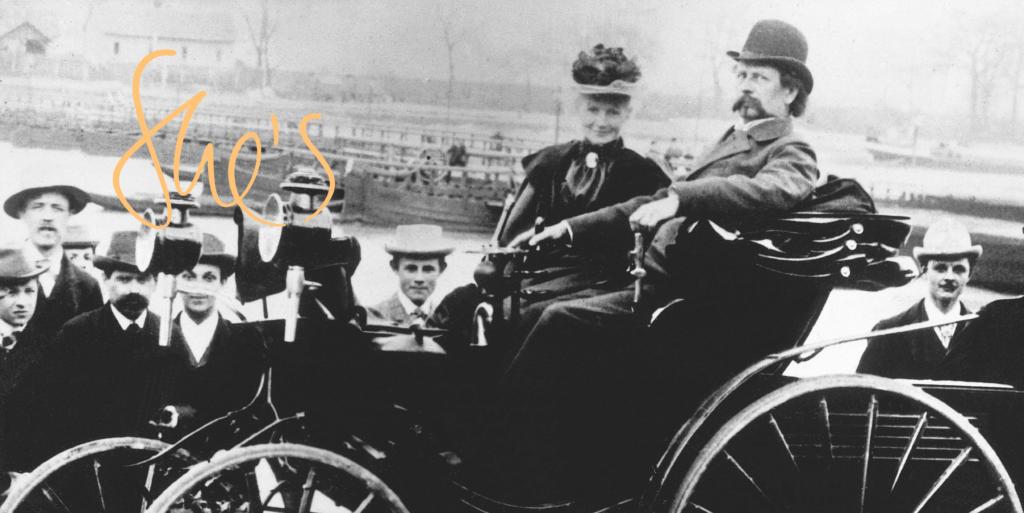 Qui est Bertha Benz ?