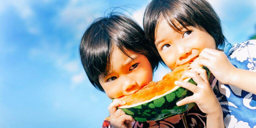 Le bonheur de partager
