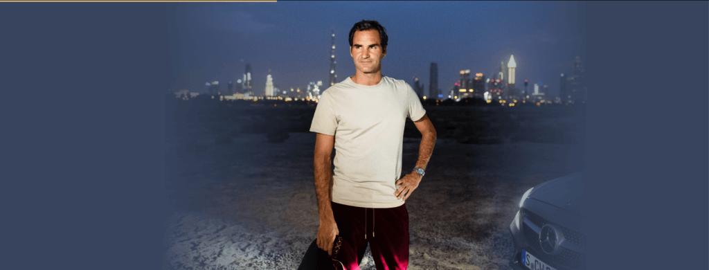Federer, le héros humain
