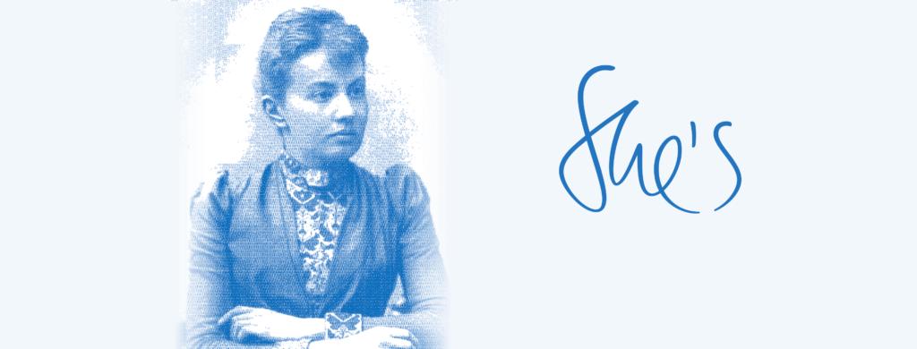 She's a legend : Sofia Kovalevskaïa