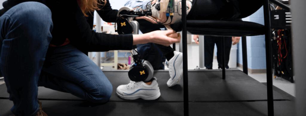 La fabrication d'une jambe bionique en accès libre !