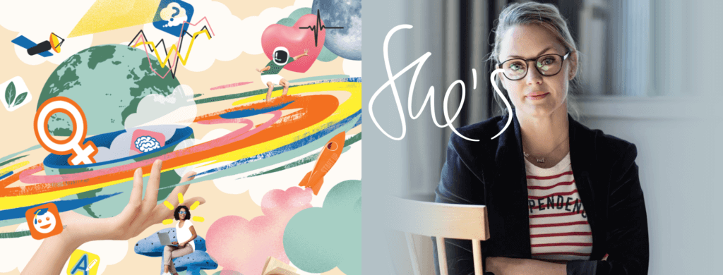 Sophia Bendz : vision d'avenir d'une business angel