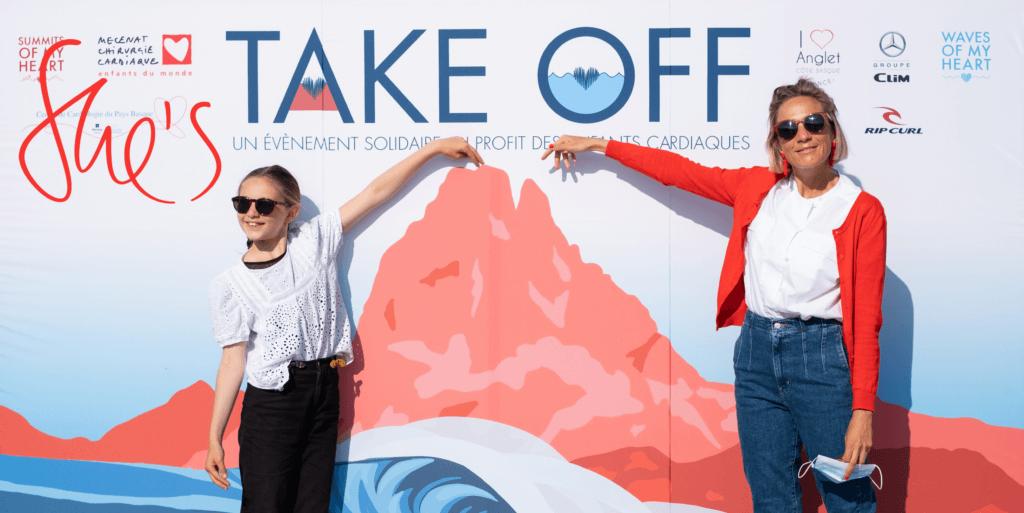 Take Off – Défi solidaire relevé !